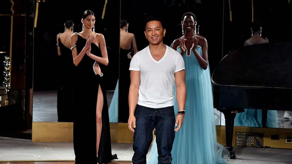 Prabal Gurung walks the runway for Prabal Gurung during New York Fashion Week - Getty -H 2020