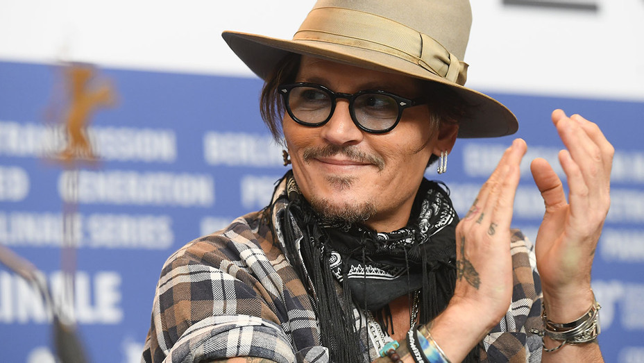Johnny Depp - Getty H - 2020