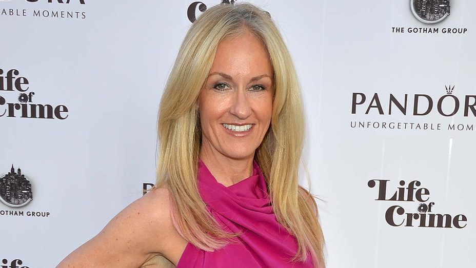 """Ellen Goldsmith-Vein attends the """"Life of Crime"""" cocktail reception - Getty-H 2020"""