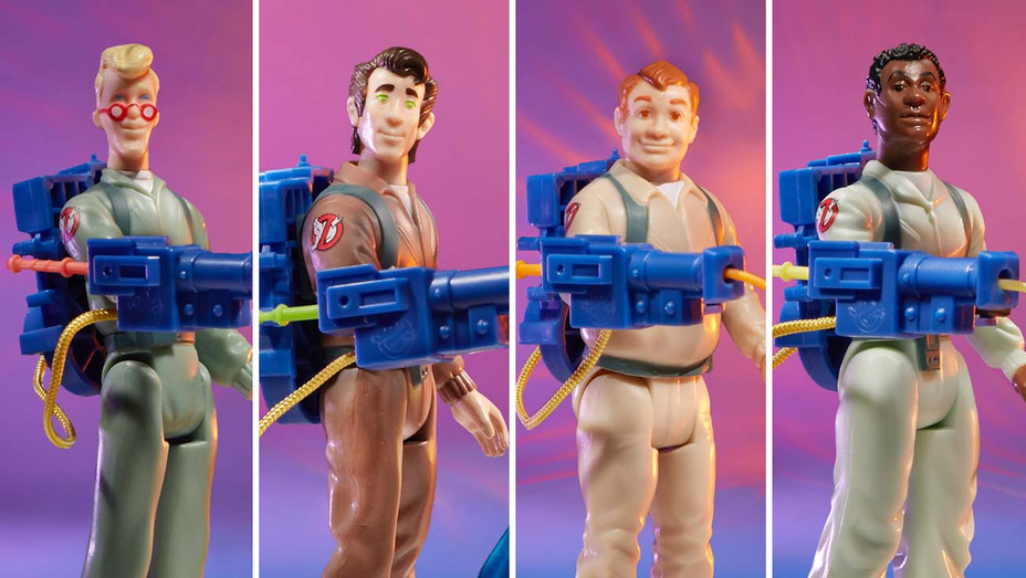 Ghostbusters Classic Kenner Reveal - Publicity - H 2020