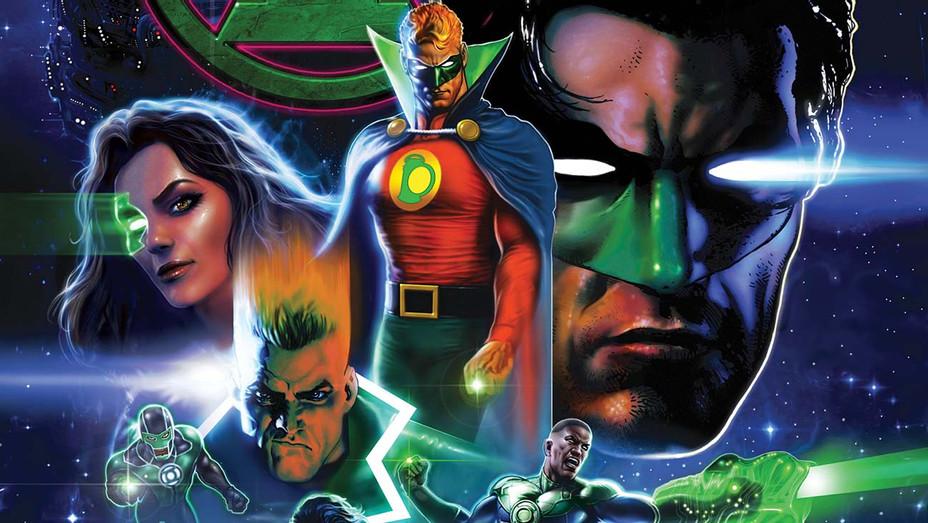 Green Lantern 80th Anniversary - Publicity - H 2020
