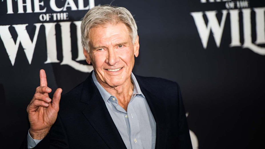 Harrison Ford - Getty - H 2020