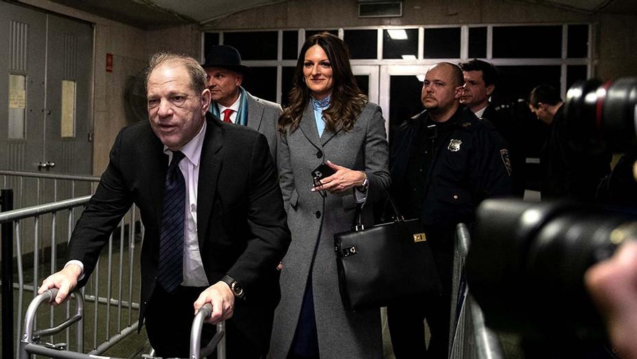Harvey Weinstein - Donna Rotunno - Getty - H 2020