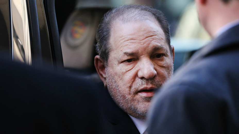 Harvey Weinstein Feb 24 - H - 2020