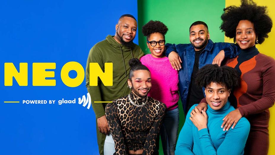 GLAAD Neon Main - Publicity - H 2020