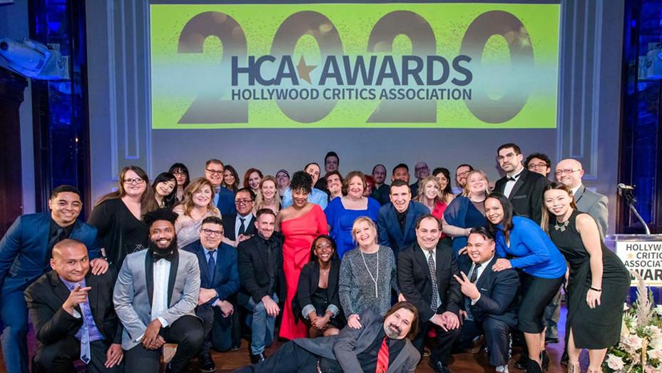 Hollywood Critics Association - Publicity - H 2020