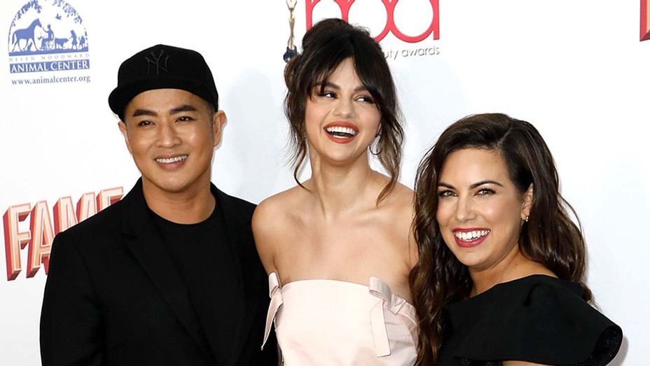 Hung Vanngo, Selena Gomez and Marissa Marino- Getty - H 2020
