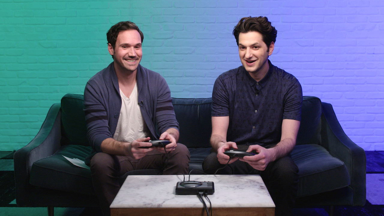 Ben Schwartz Plays 'Sonic the Hedgehog' I Heat Vision Breakdown