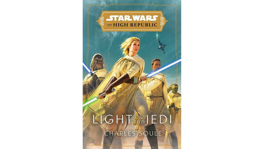Star Wars The High Republic: Light of the Jedi - Book Cover - Publicity-H 2020