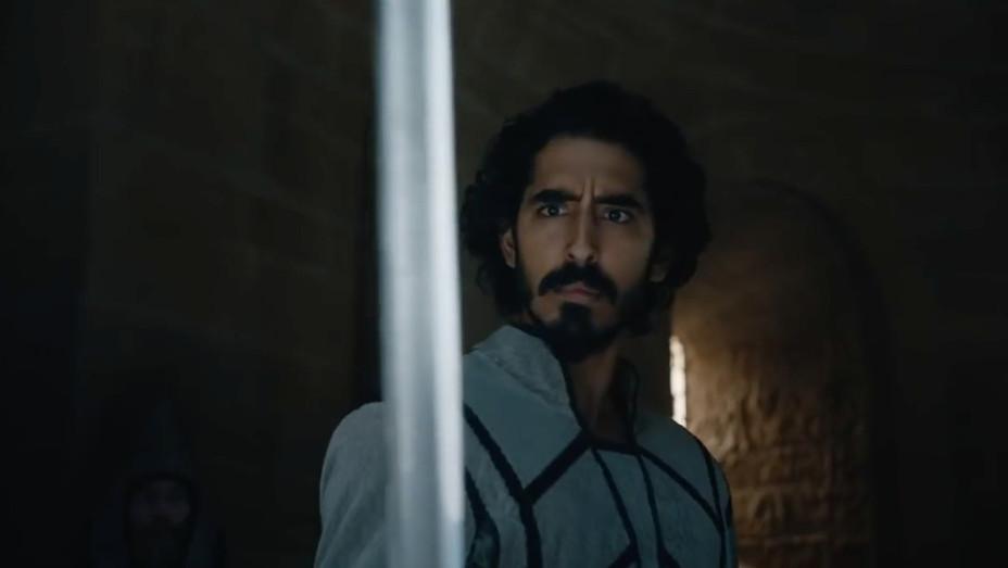 Dev Patel - The Green Knight Trailer Screenshot - H 2020