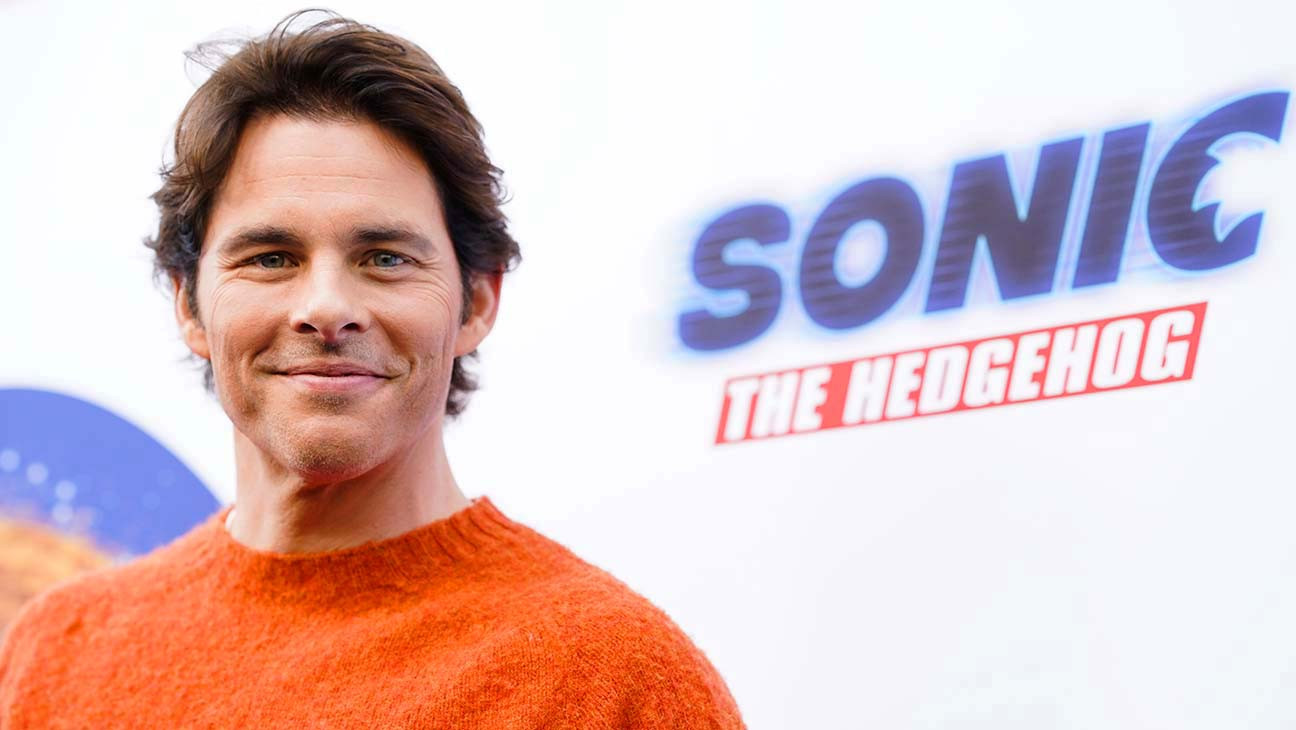 James Marsden On Sonic And His Lost Once Upon A Time In Hollywood Scene Hollywood Reporter
