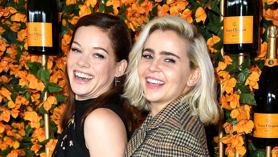 Jane Levy and Mae Whitman - Getty - H 2020