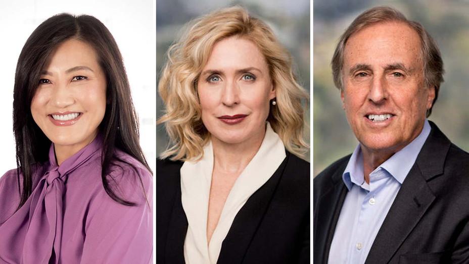 Jen Lin, Jennifer Gonring and Andy Spahn - Publicity - Split - H 2020