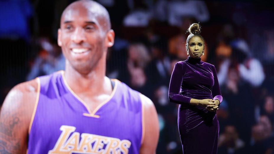 Jennifer Hudson Pays Tribute to Kobe Bryant at NBA All-Star Game - H AP 2020