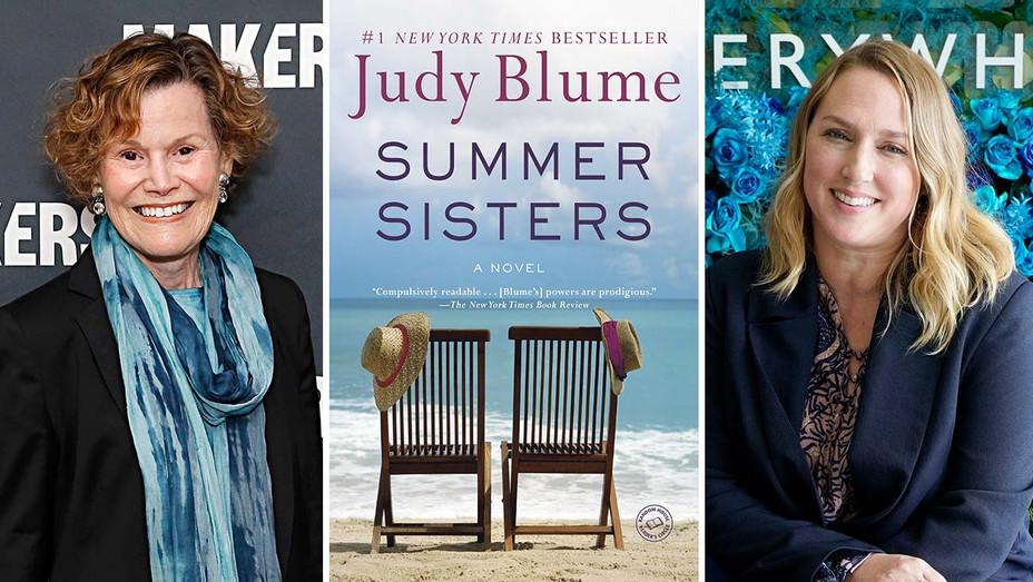 Judy Blume_Summer Sisters_Liz Tigelaar_Split - Getty - H 2020