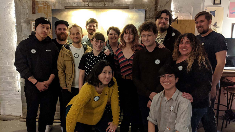 Kickstarter employees win election to affiliate with the Office and Professional Employees International Union - Publicity-H 2020