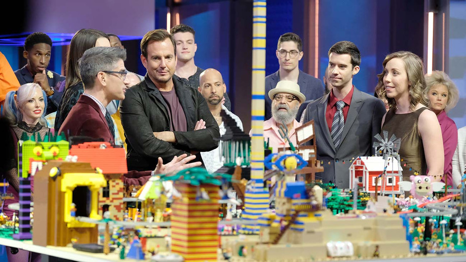 LEGO MASTERS, premiering Wednesday, Feb. 5 - Dream Park Theme Park - Publicity -H 2020