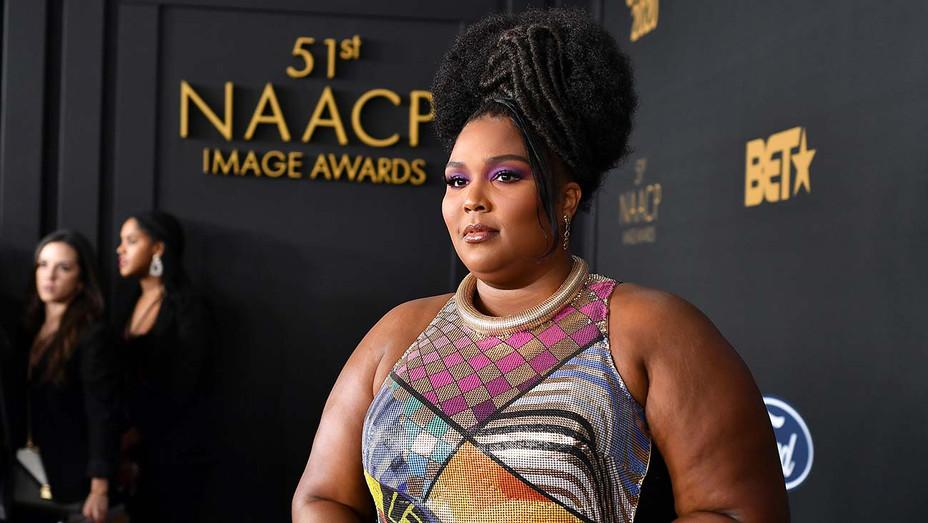 Lizzo - NAACP Image Awards - H - 2020