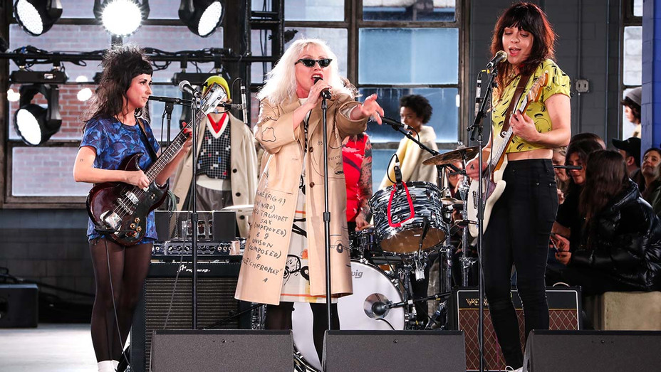 ONE TIME USE - Fall 2020 Coach Runway Show  - Debbie Harry - Publicity- H 2020
