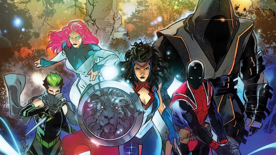 Marvel Union - Publicity - H 2020