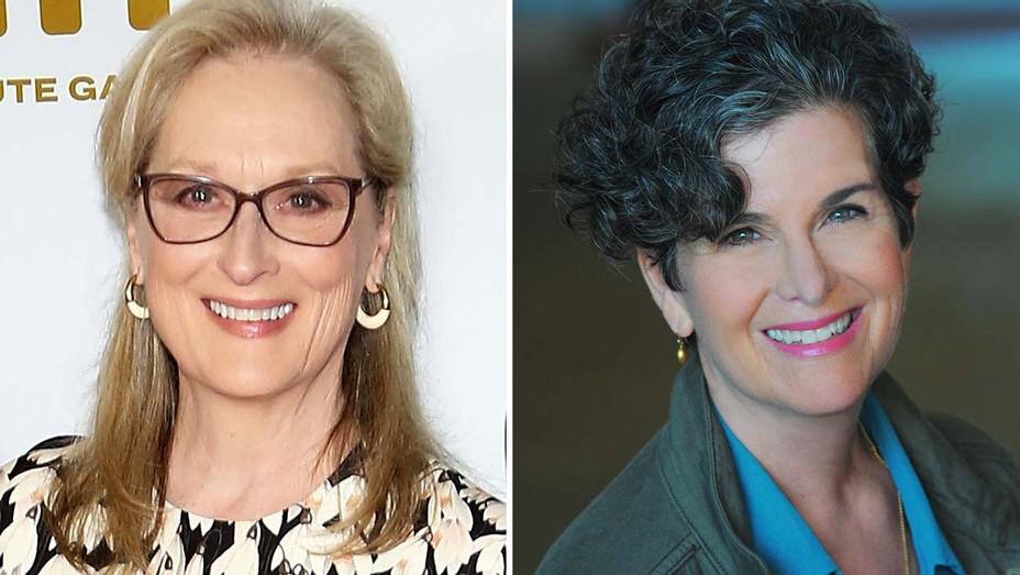 Meryl Streep and Rachel Feldman -new - Split-Getty-H 2020