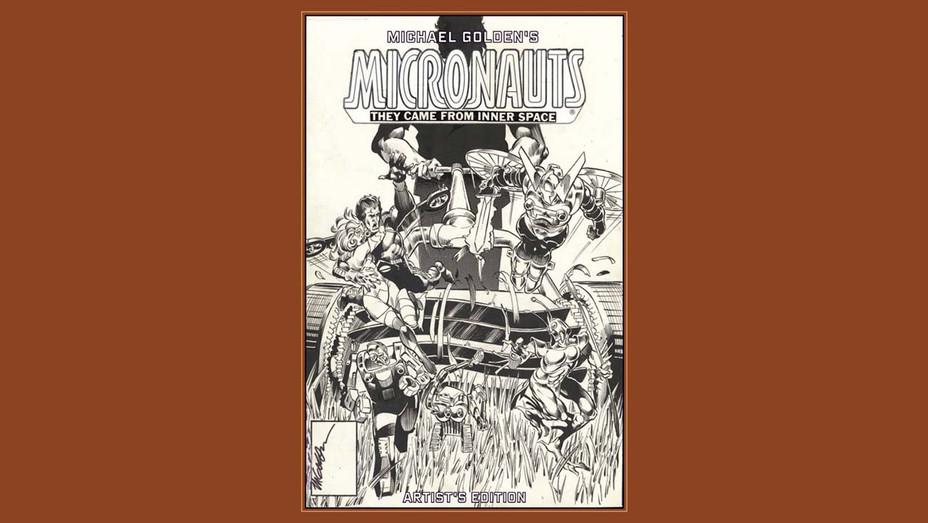 Micronauts Artist Edition - Publicity - H 2020
