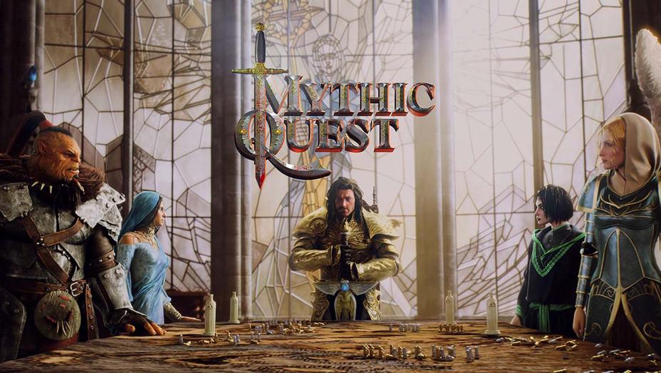 MythicQuest Art - Publicity - H 2020