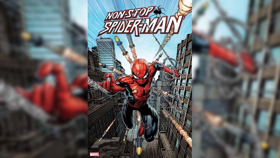 Non-Stop Spider-Man Cover - Publicity - H 2020