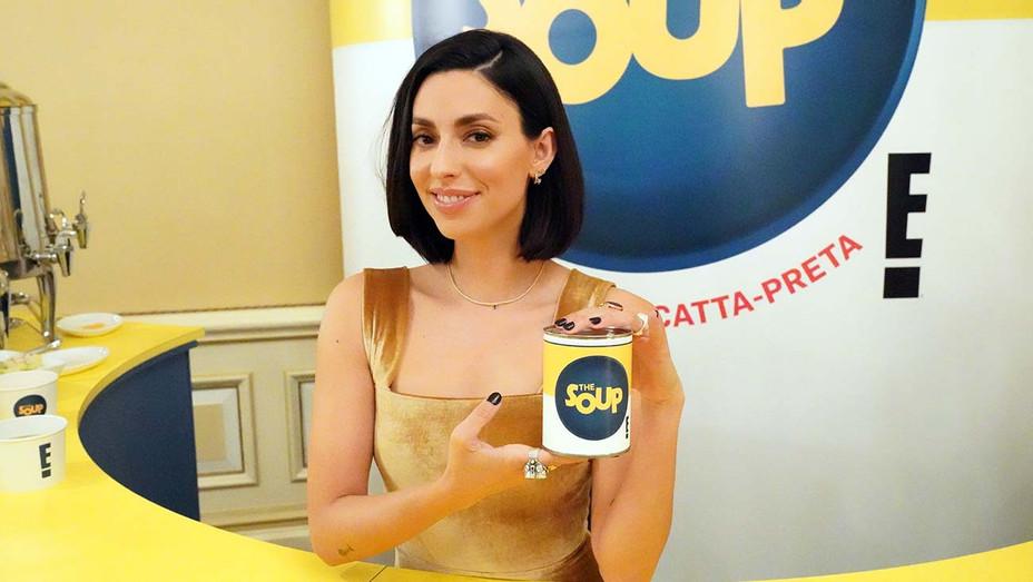 """E! Entertainment's """"The Soup"""" -- Pictured: Jade Catta-Preta - -Publicity-H 2020"""