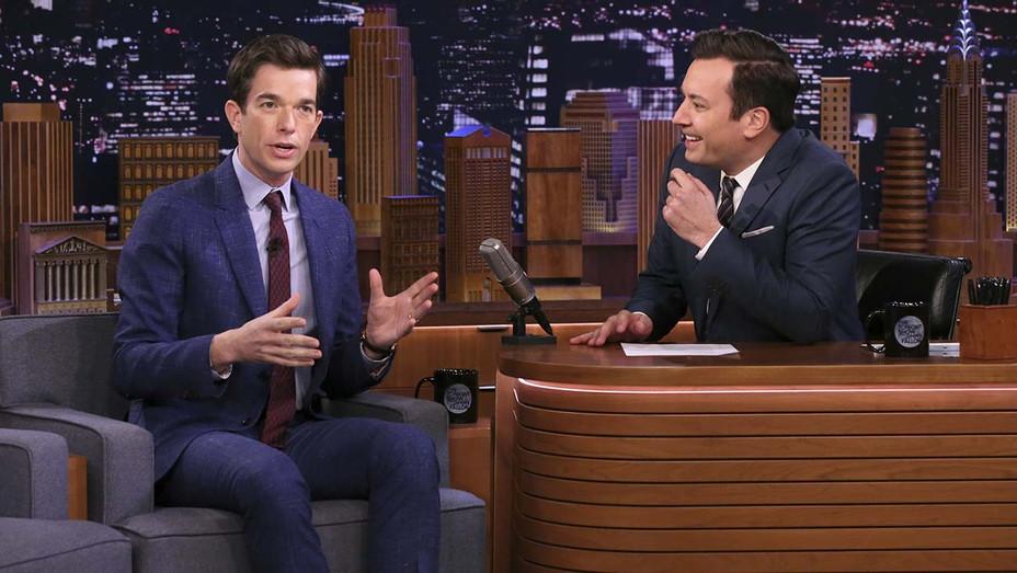 John Mulaney on Tonight Show Starring Jimmy Fallon — Publicity — H 2020