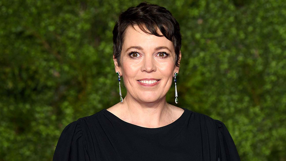 Olivia Colman - Getty - H 2020