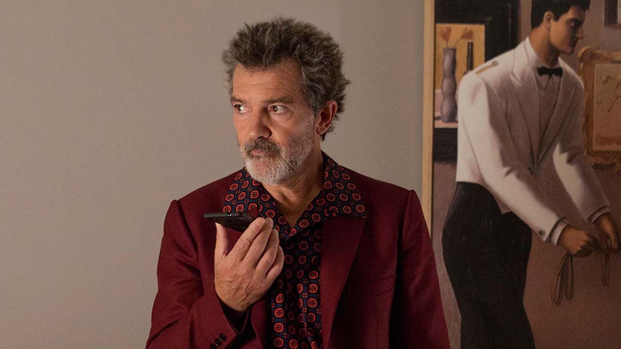"Antonio Banderas On His First Oscar Nomination For 'Pain and Glory,' Being Pedro Almodovar's ""Muse"" 