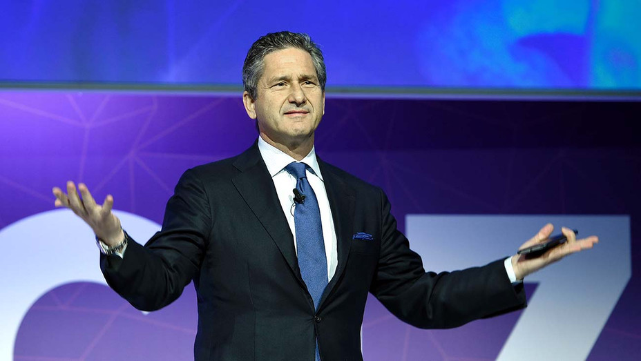 President and CEO of Liberty Global Mike Fries - Getty - H 2020