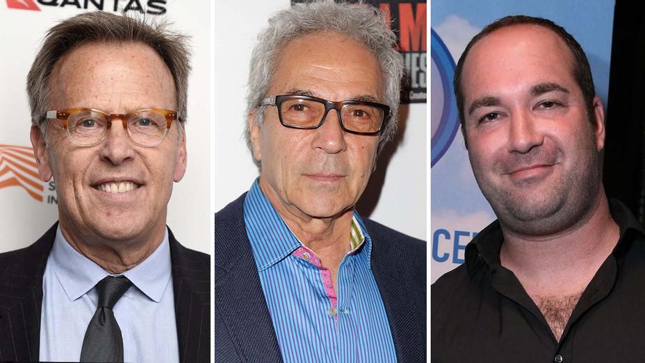 Producers Mark Johnson, Arthur Sarkissian, Steven Schneider - Getty - Split - H 2020