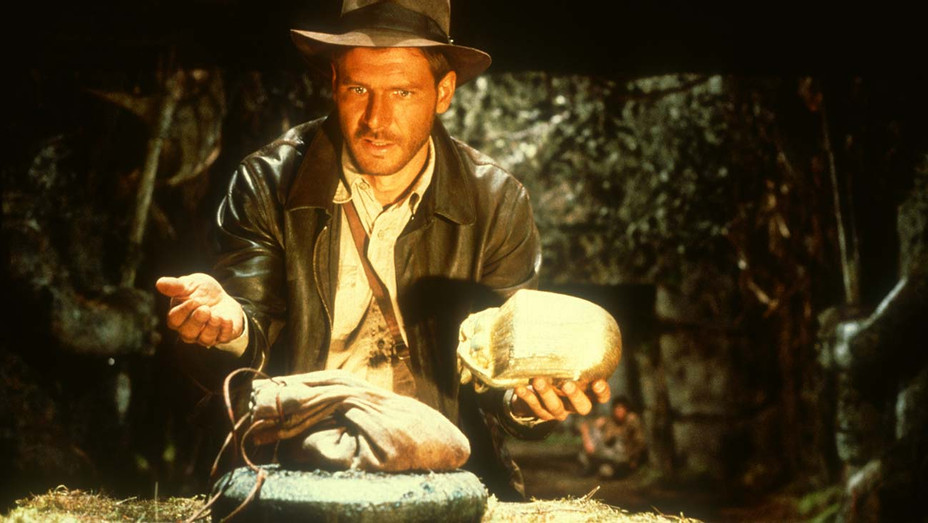 Raiders of the Lost Ark (1981) - Harrison Ford -Photofest -H 2020