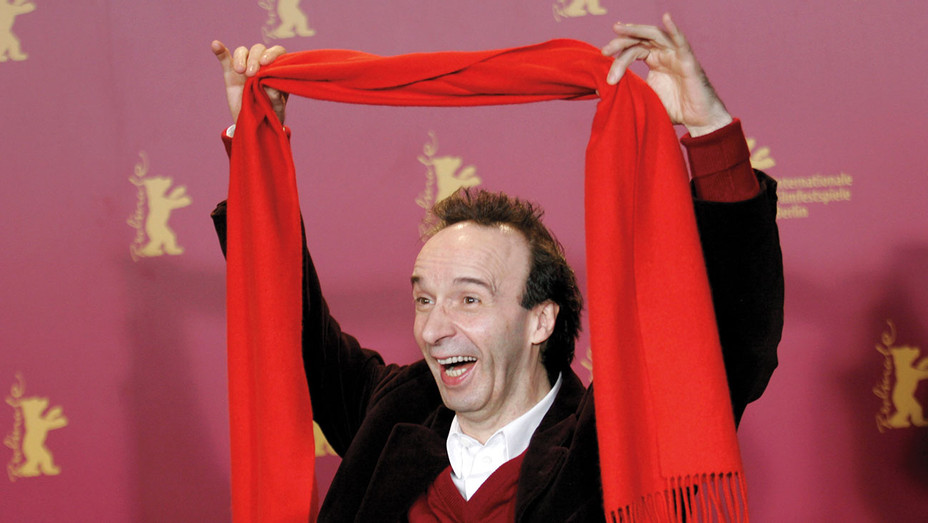 Roberto Benigni at the Berlinale in 2006 - Getty - H 2020