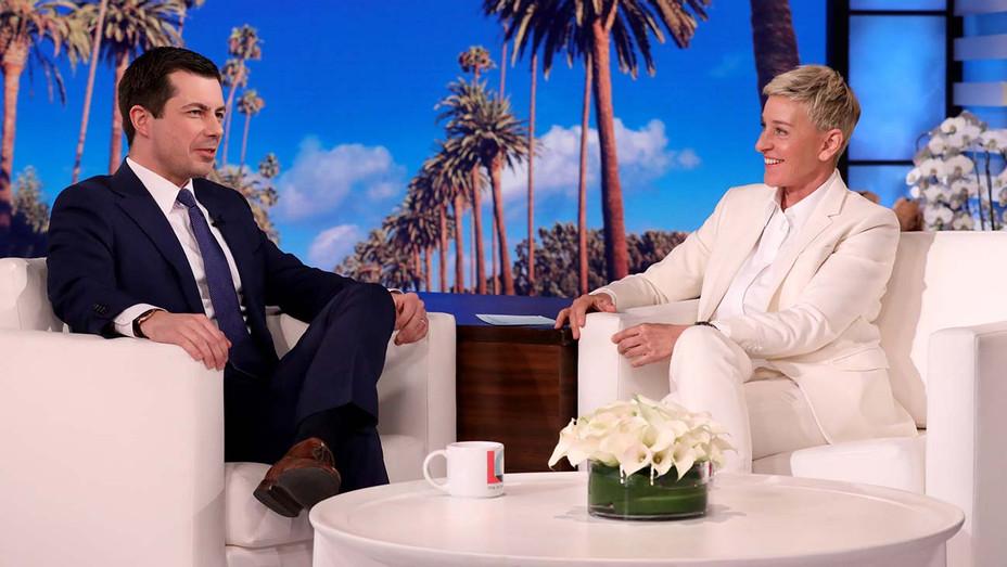 The Ellen DeGeneres Show - Pete Buttigieg - Publicity-H 2020