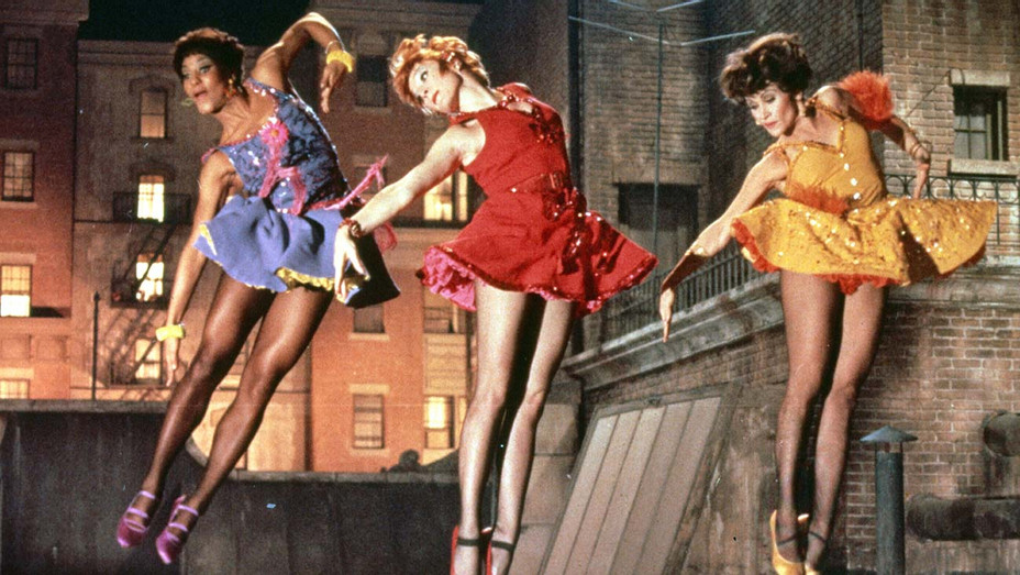 Sweet Charity (1969) - Paula Kelly , Shirley MacLaine, Chita Rivera - Photofest-H 2020