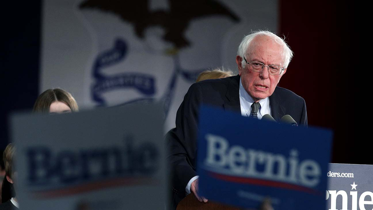 "Bernie Sanders Says He Hopes to Move Joe Biden ""in a More Progressive Direction"""