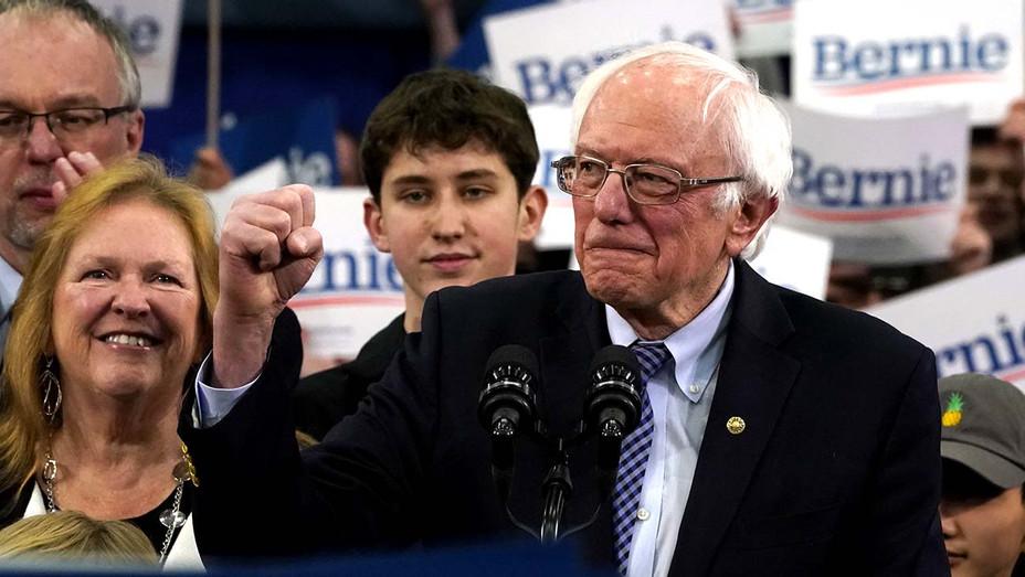 Senator Bernie Sanders - Getty - H 2020