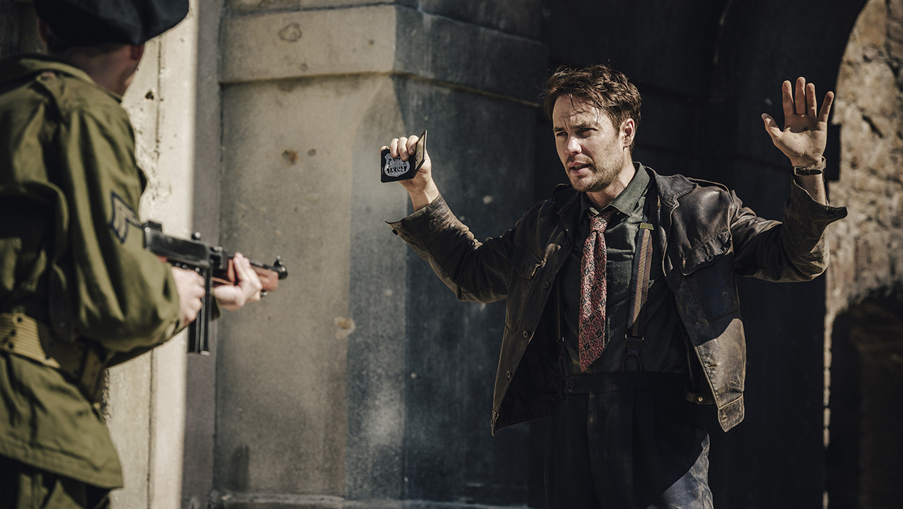 Taylor Kitsch Fights Crime in Post-War Berlin in 'Shadowplay' (Exclusive First Look)