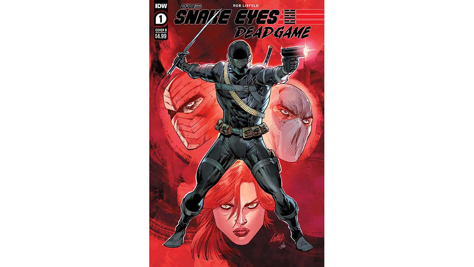 Rob Liefeld Snake Eyes - MAIN -H 2020