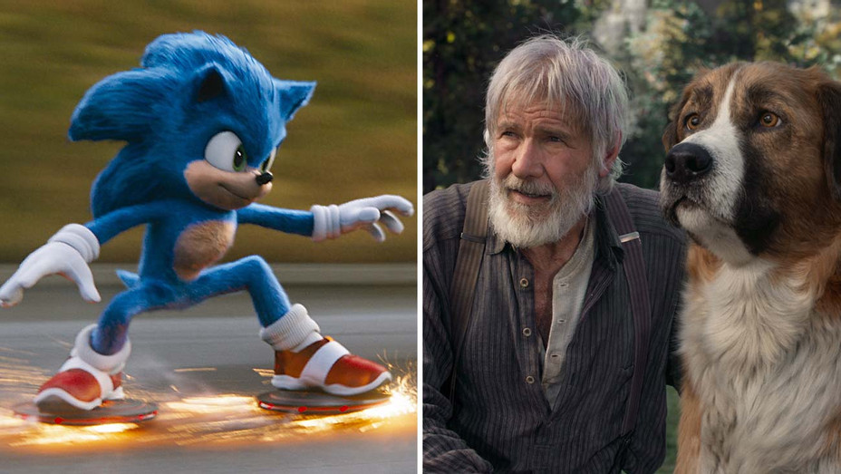 Sonic the Hedgehog_Call of the Wild_Split - Publicity - H 2020