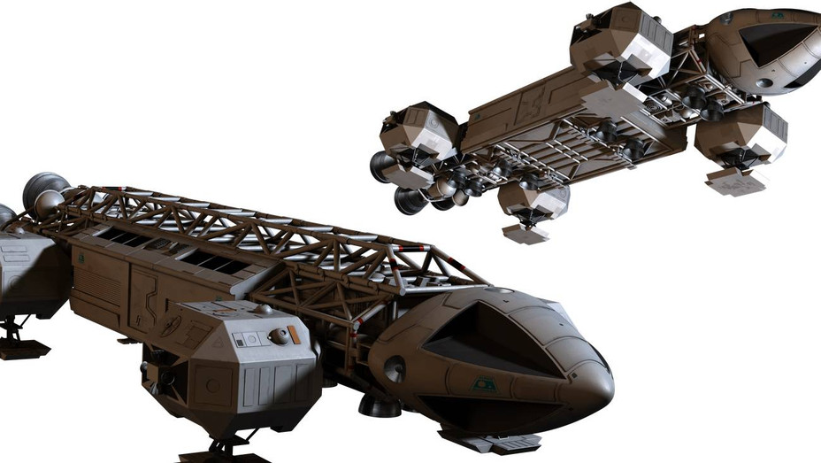 'Space: 1999' Eagle Transporter Replica From Hero Collector - H Publicity 2020