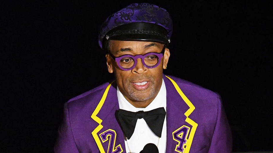Spike Lee speaks onstage during the 92nd Annual Academy Awards - Getty - H 2020