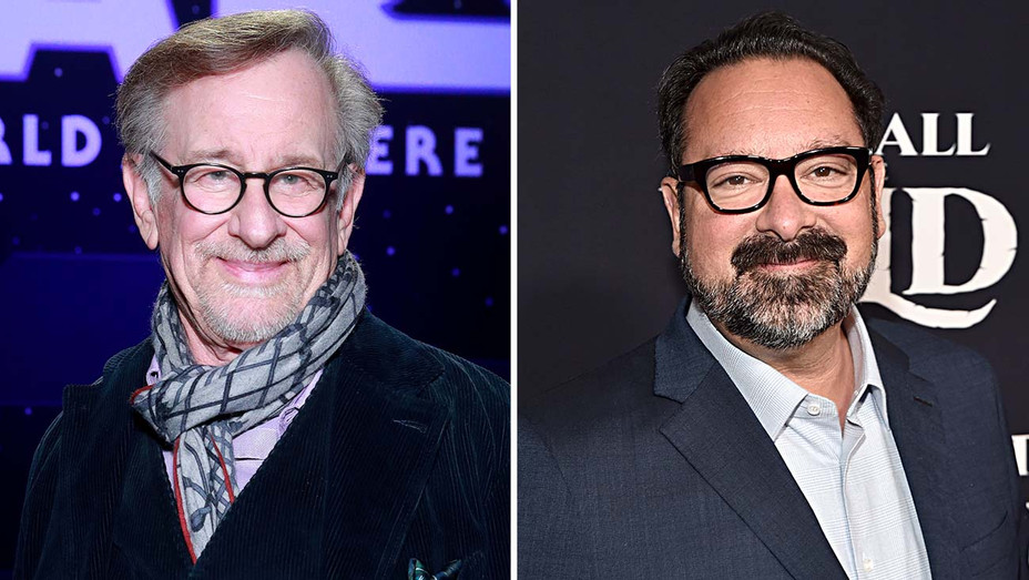 steven spielberg and james mangold - Split-Getty-H 2020
