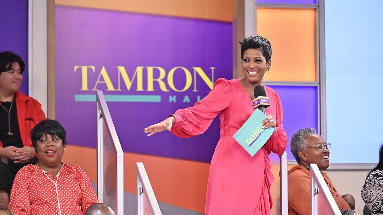 Tamron Hall On Bringing Talk Show Back For Season 2, Leaving 'Today' and Betting On Herself | In Studio
