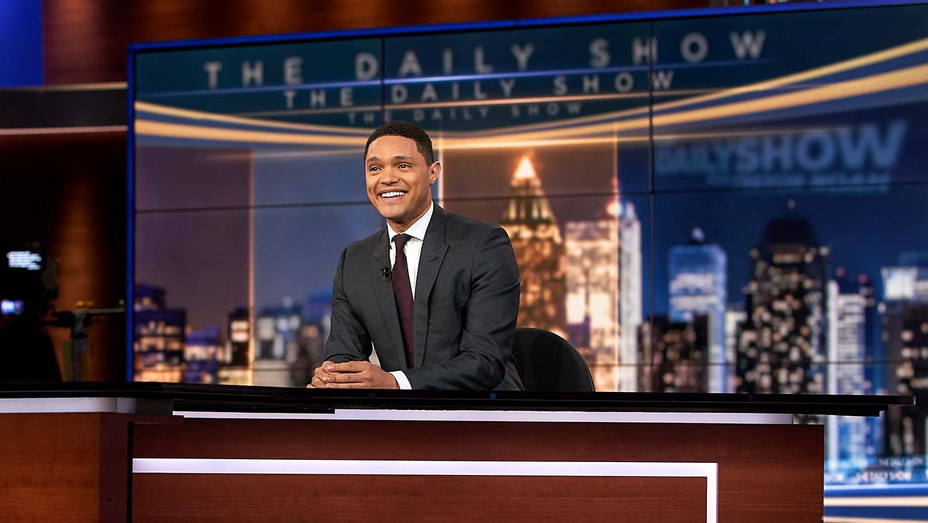 The Daily Show with Trevor Noah - Publicity - H 2020