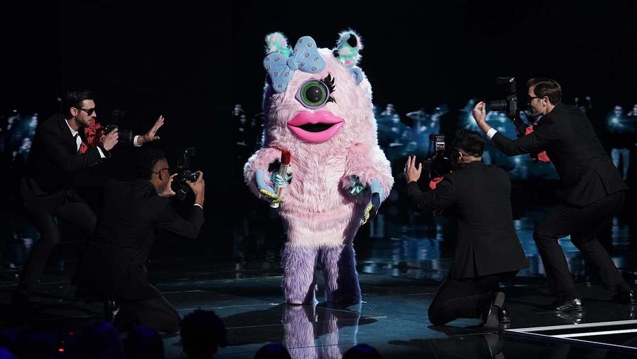 THE MASKED SINGER Miss Monster - Publicity - H 2020