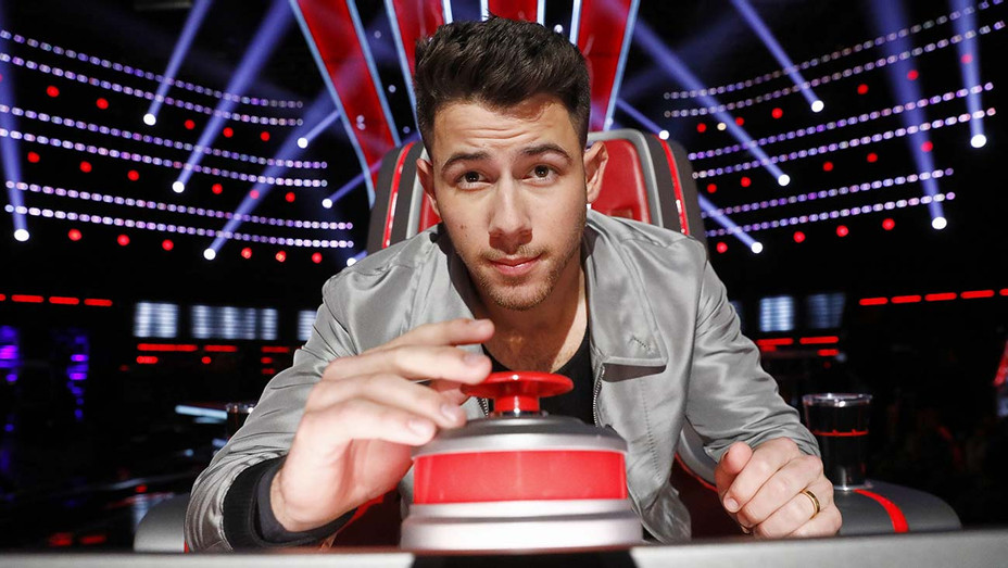THE VOICE -- Blind Auditions Nick Jonas - Publicity - H 2020